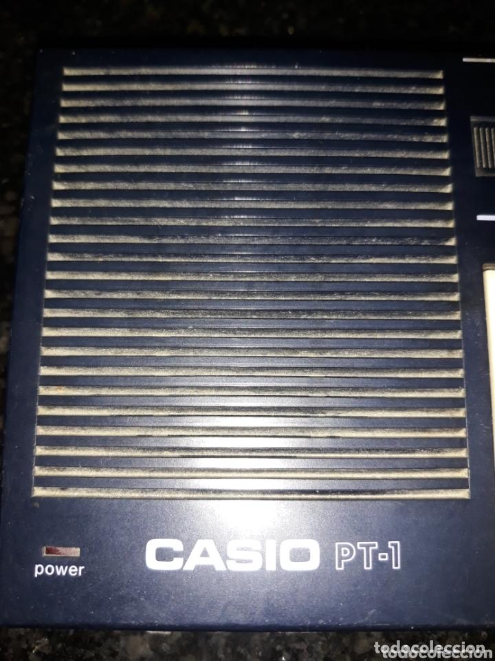 Instrumentos musicales: TECLADO CASIO PT-1 FUNCIONANDO - Foto 5 - 174061430