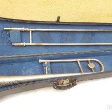 Instrumentos musicales: TROMBÓN DE VARAS ARTIST. AÑOS 20. Lote 174102820