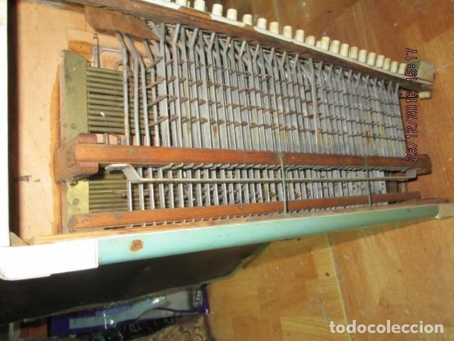 Instrumentos musicales: SELL FILARMONICA ACORDEON ANTIGUA PAOLO SOPRANI E FIGLI CASTELFIDARDO ITALIA CON PIEDRAS PEGADAS - Foto 32 - 191168920