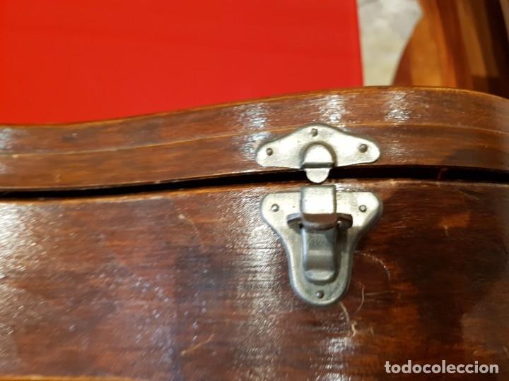 Instrumentos musicales: Violín fabricado en Alemania 1880-1900 - Foto 20 - 174141877