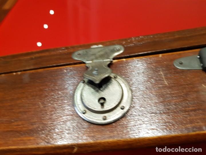 Instrumentos musicales: Violín fabricado en Alemania 1880-1900 - Foto 22 - 174141877