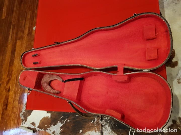 Instrumentos musicales: Violín fabricado en Alemania 1880-1900 - Foto 18 - 174141877
