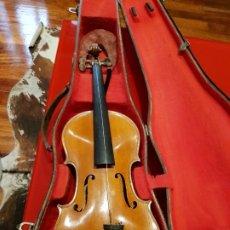 Instruments Musicaux: VIOLÍN FABRICADO EN ALEMANIA 1880-1900. Lote 174141877