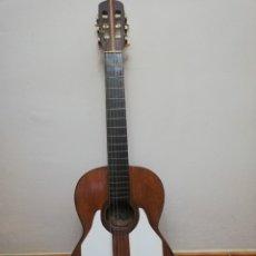 Instrumentos musicales: GUITARRA TELESFORO JULVE AÑOS DEL 15 AL 30. Lote 146399142