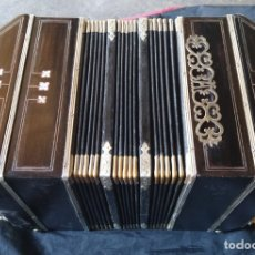 Instrumentos musicales: ANTIGUO BANDONEON AA ALFRED ARNOLD. Lote 175030794