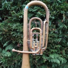 Instrumentos musicales: CORNETA FRANCESA. Lote 175056697