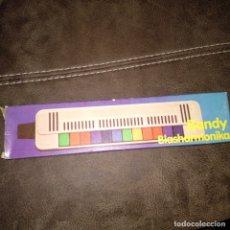 Instrumentos musicales: BANDY BLASHARMONIKA GOLDON 12 TECLAS NUEVA EN CAJA A ESTRENAR FLAUTA PIANO ARMÓNICA AÑOS 80. Lote 175062949