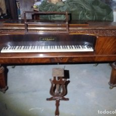 Instrumentos musicales: PIANOFORTE PIANO HORIZONTAL. Lote 175261544
