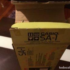 Instrumentos musicales: CASIO TONE BANK SA-1. Lote 175306194