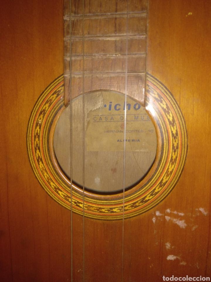 Instrumentos musicales: Guitarra Richoly Almería - Foto 2 - 175454760