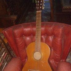 Instrumentos musicales: GUITARRA RICHOLY ALMERÍA. Lote 175454760