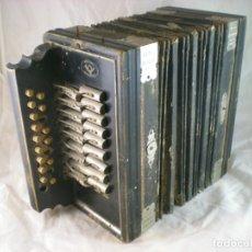 Instrumentos musicales: ACORDEON REGAL MELODEON - GERMANY - AÑOS 20. Lote 175540783