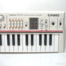 Instruments Musicaux: RARO TECLADO CASIO MT-65 ¡¡FUNCIONADO¡¡ CASIOTONE MT65 - JAPAN AÑOS 80 - ORGANO PIANO ELECTRONICO. Lote 175546282