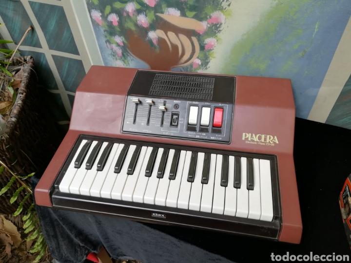 PIANO PIACERA VE-06 (Música - Instrumentos Musicales - Pianos Antiguos)
