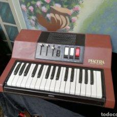 Instrumentos musicales: PIANO PIACERA VE-06. Lote 175635458