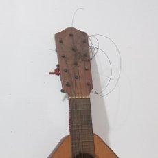 Instrumentos musicales: ANTIGUA BANDURRIA TELESFORO JULVE - CAR162. Lote 175722092