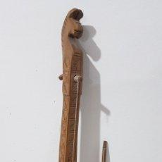 Instrumentos musicales: ANTIGUO INSTRUMENTO MUSICAL DE CUERDA - CAR162. Lote 175723119