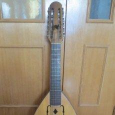 Instrumentos musicales: LAUD DE 12 CUERDAS.. Lote 175737470