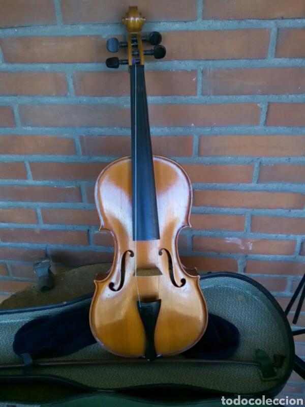 Instrumentos musicales: Violín 3/4 de 60ctm. de largo . - Foto 2 - 175918578