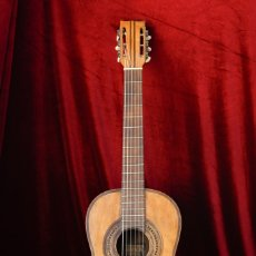 Instrumentos musicales: GUITARRA HISTÓRICA ESTRUCH & SERRATOSA. Lote 175969065