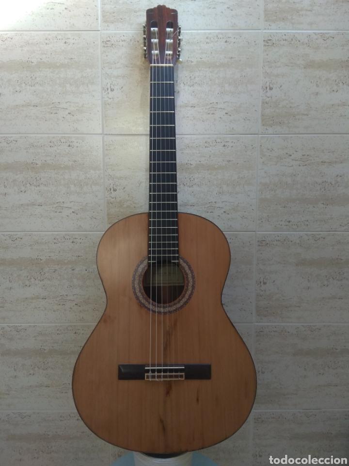 Instrumentos musicales: Guitarra clásica española Ignacio M. Rozas. - Foto 3 - 176285747
