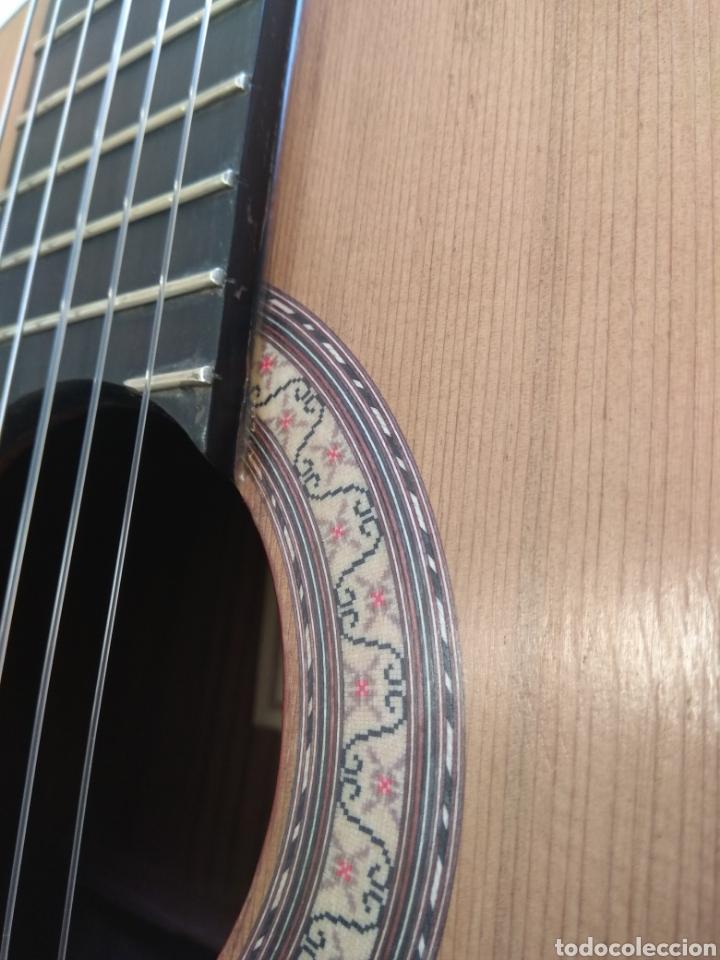 Instrumentos musicales: Guitarra clásica española Ignacio M. Rozas. - Foto 4 - 176285747