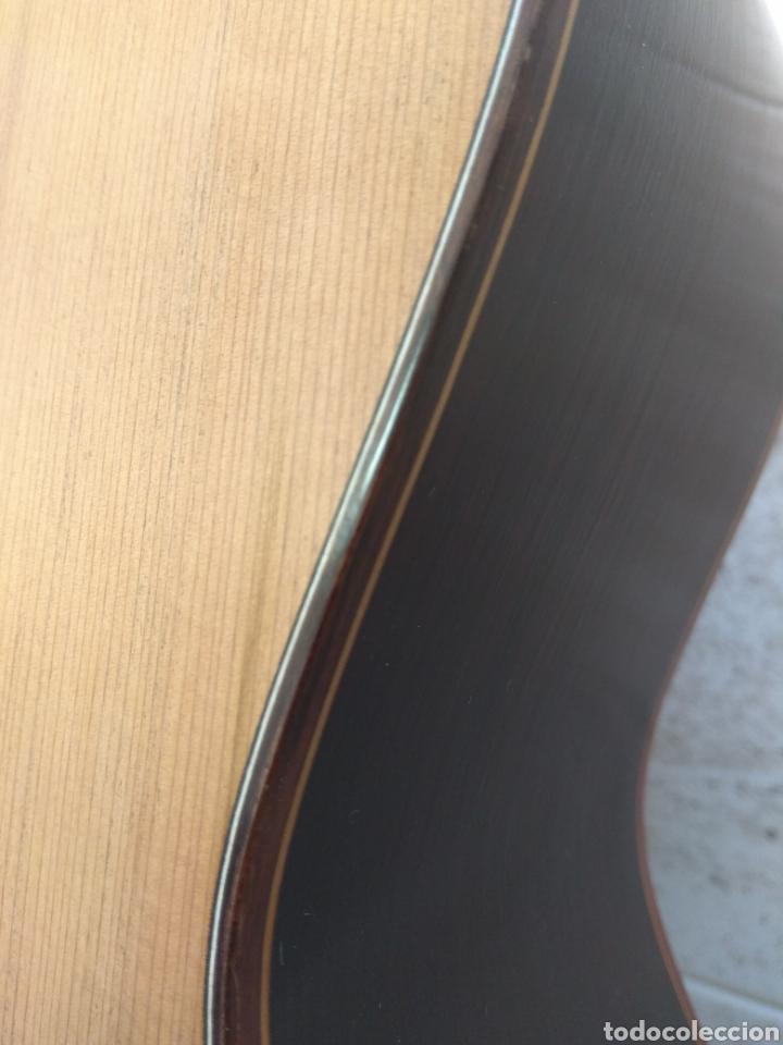 Instrumentos musicales: Guitarra clásica española Ignacio M. Rozas. - Foto 5 - 176285747