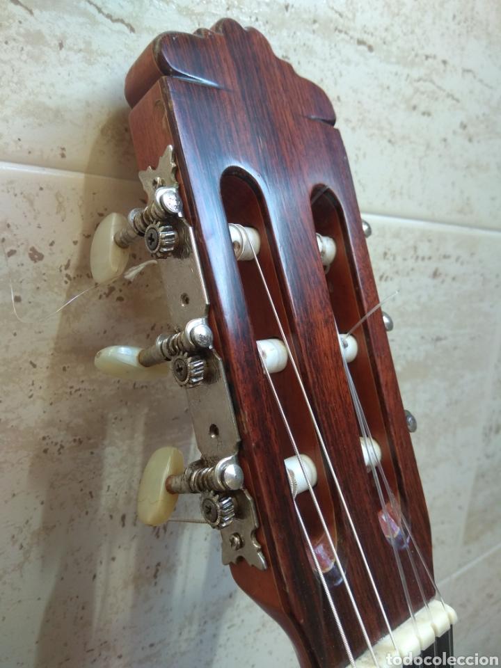 Instrumentos musicales: Guitarra clásica española Ignacio M. Rozas. - Foto 6 - 176285747