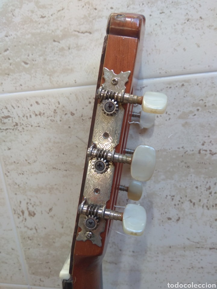 Instrumentos musicales: Guitarra clásica española Ignacio M. Rozas. - Foto 7 - 176285747