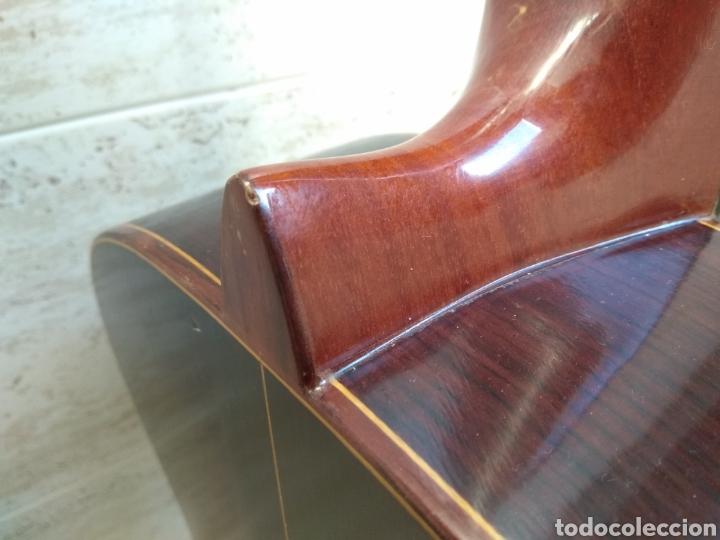 Instrumentos musicales: Guitarra clásica española Ignacio M. Rozas. - Foto 10 - 176285747