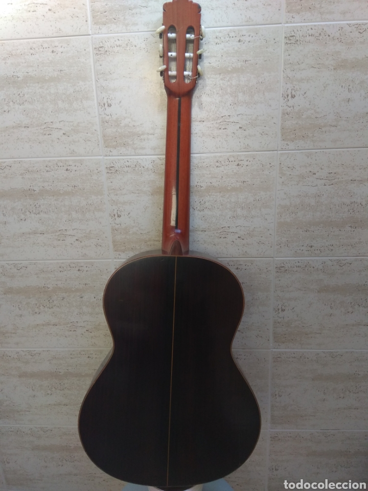 Instrumentos musicales: Guitarra clásica española Ignacio M. Rozas. - Foto 14 - 176285747