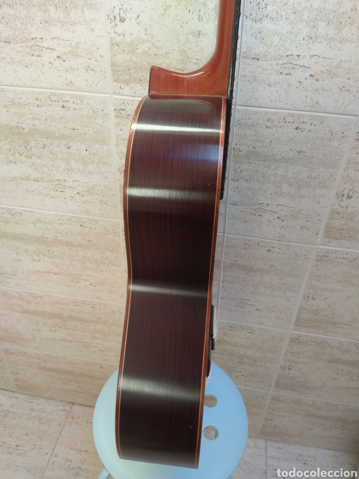 Instrumentos musicales: Guitarra clásica española Ignacio M. Rozas. - Foto 15 - 176285747