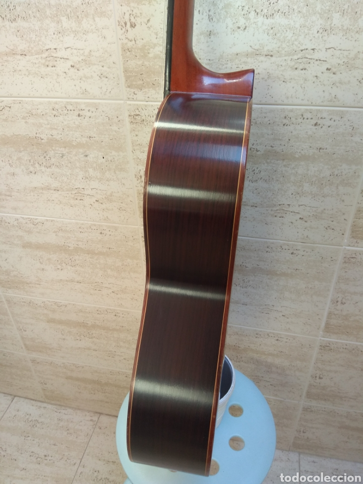 Instrumentos musicales: Guitarra clásica española Ignacio M. Rozas. - Foto 16 - 176285747