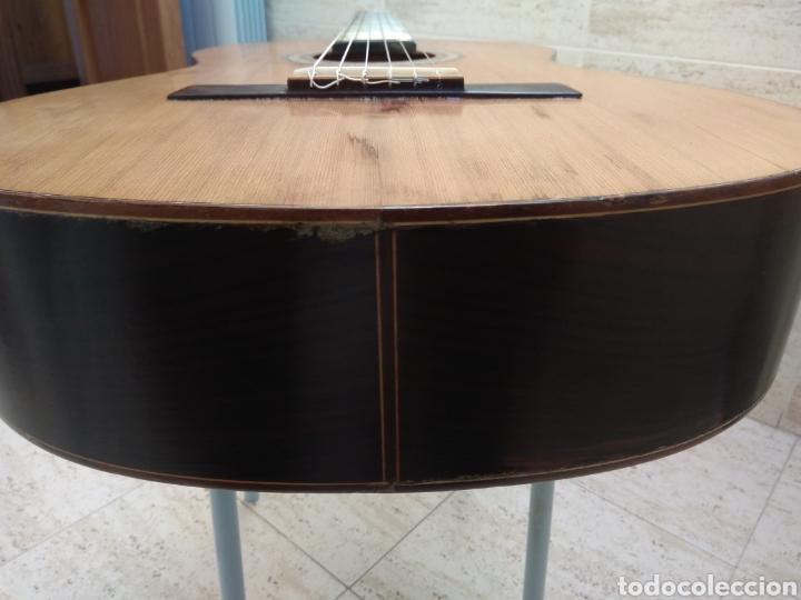 Instrumentos musicales: Guitarra clásica española Ignacio M. Rozas. - Foto 17 - 176285747