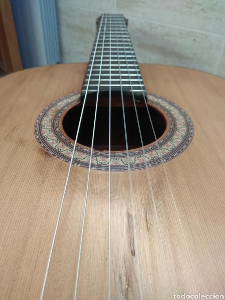 Instrumentos musicales: Guitarra clásica española Ignacio M. Rozas. - Foto 18 - 176285747