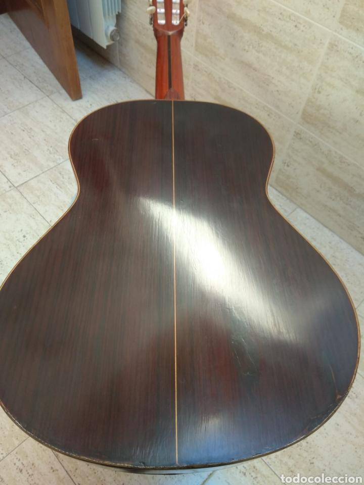Instrumentos musicales: Guitarra clásica española Ignacio M. Rozas. - Foto 19 - 176285747