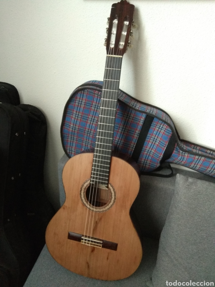 Instrumentos musicales: Guitarra clásica española Ignacio M. Rozas. - Foto 25 - 176285747