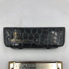 Instrumentos musicales: THE CHROMONICA HOHNER 260. Lote 176418293