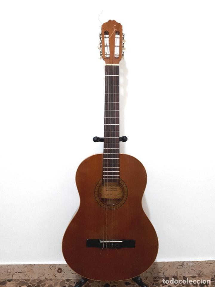 GUITARRA ESPAÑOLA RAIMUNDO 1492. ESCALA 61 CM (3/4) (Música - Instrumentos Musicales - Guitarras Antiguas)