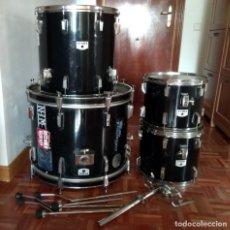 Instrumentos musicales: BATERÍA TAMA ROCKSTAR - AÑOS '90. Lote 176606203