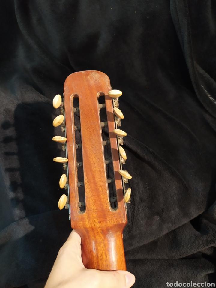 Instrumentos musicales: Bandúrria Guillermo Lluquet. Valencia. - Foto 5 - 176963544