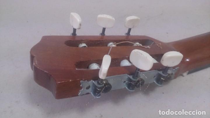 Instrumentos musicales: Guitarra J ALVAREZ - Foto 3 - 177072242