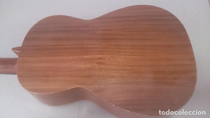 Instrumentos musicales: Guitarra J ALVAREZ - Foto 6 - 177072242