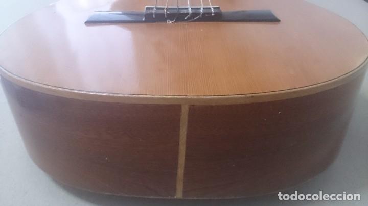 Instrumentos musicales: Guitarra J ALVAREZ - Foto 8 - 177072242