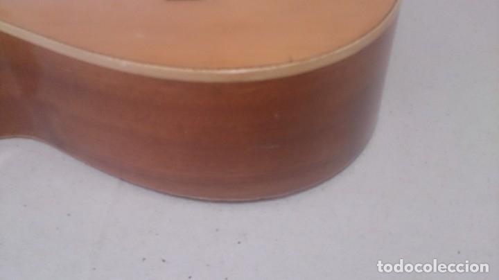 Instrumentos musicales: Guitarra J ALVAREZ - Foto 9 - 177072242
