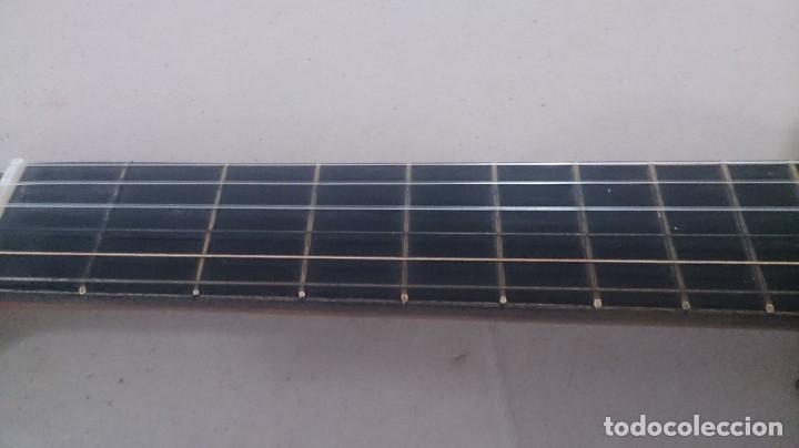 Instrumentos musicales: Guitarra J ALVAREZ - Foto 12 - 177072242