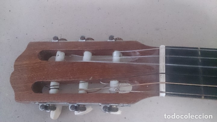 Instrumentos musicales: Guitarra J ALVAREZ - Foto 13 - 177072242
