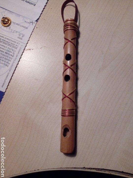 FLAUTA PAPULAR MINI - DE MADERA - ES CATALANA (Música - Instrumentos Musicales - Viento Madera)