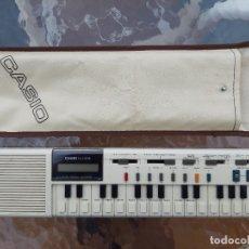 Instrumentos musicales: TECLADO CASIO VL-TONE. CON FUNDA. Lote 177698980