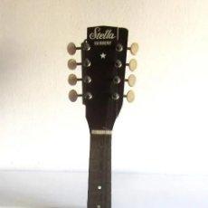 Instrumentos musicales: ANTIGUA MANDOLINA STELLA HARMONY MODELO H331 USA CHICAGO NÚMERO SERIE 5731H331 AÑOS 50 - 60. Lote 177771799